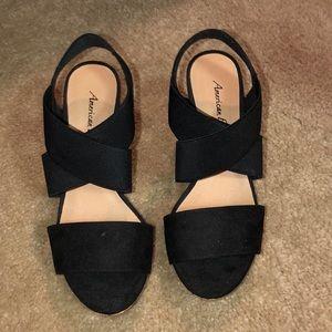 Heels/ wedges